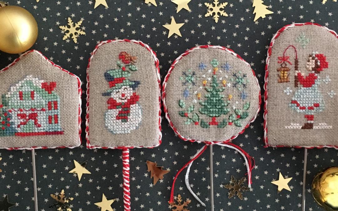 Petites décorations de Noël